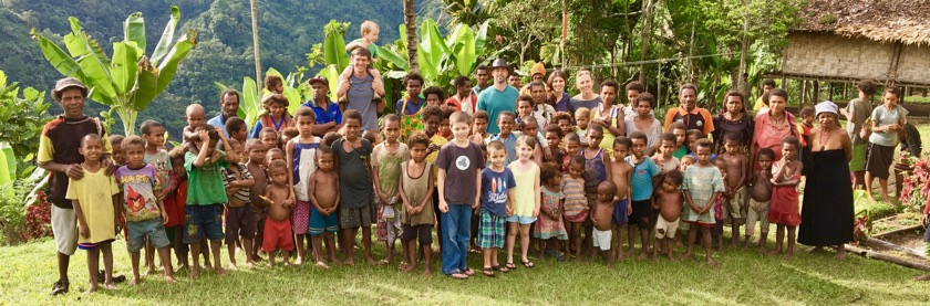 Get involved supporting the Lehmans in PNG