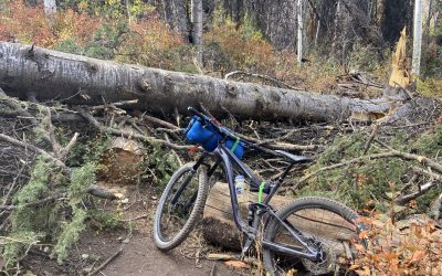 Bikepacking the Central Wasatch