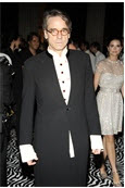 Jeremy Irons in Armani