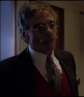 Jeremy Irons as Alfred Stieglitz