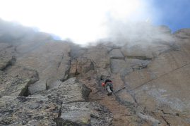 Escalade Becco Meridionale Tribolazione Jeremy JAnody