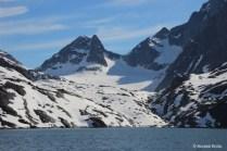 Ski au Groënland