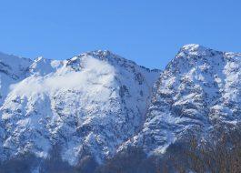 guide ski aravis mont blanc pente raide