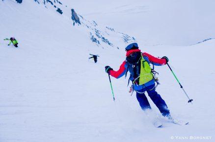 Col des cristaux ski16