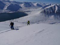 Voyage ski de rando en Islande