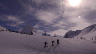 Ski de rando Alpes de Lyngen