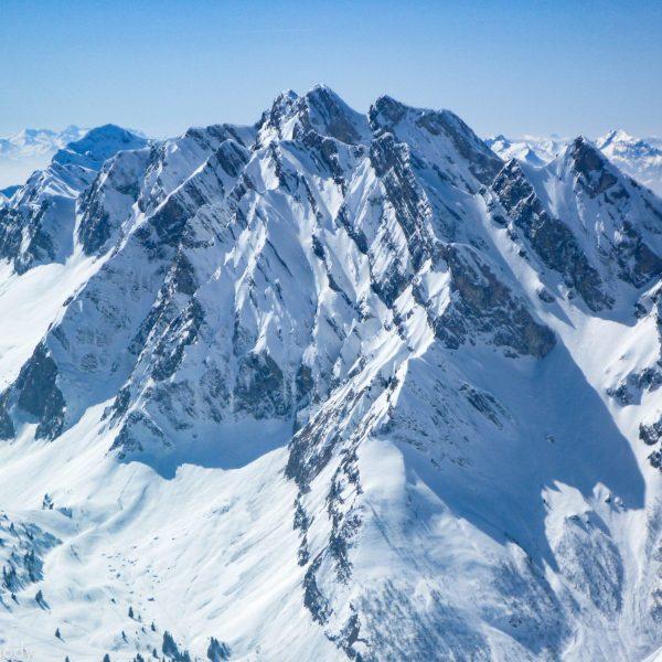 Massif de l'Etale-Aravis