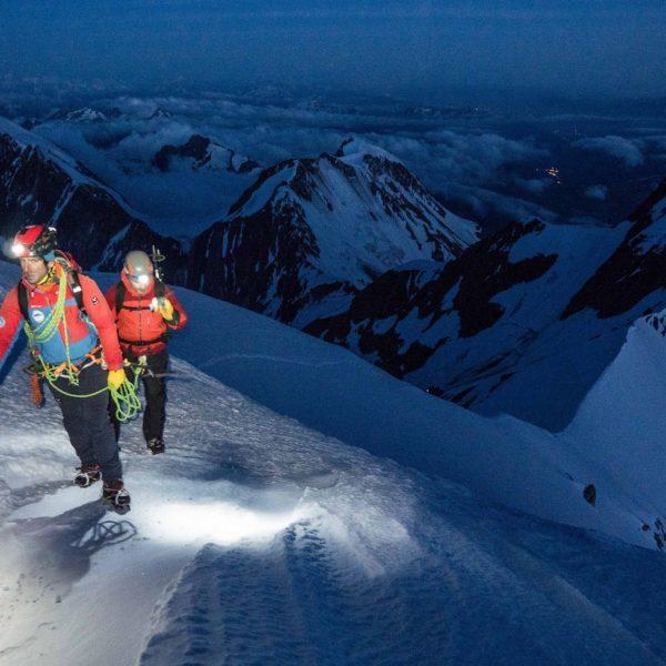 Mont Blanc -Gonella