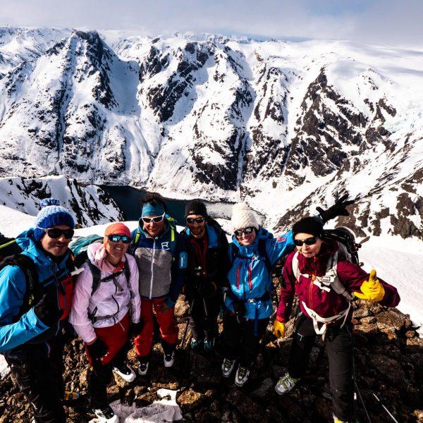 Voyage ski en Norvége 2019