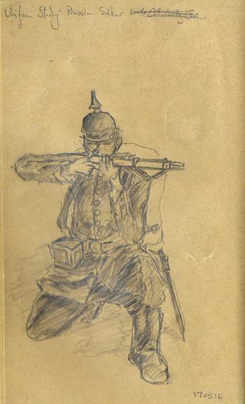 Prussian Soldier Attire