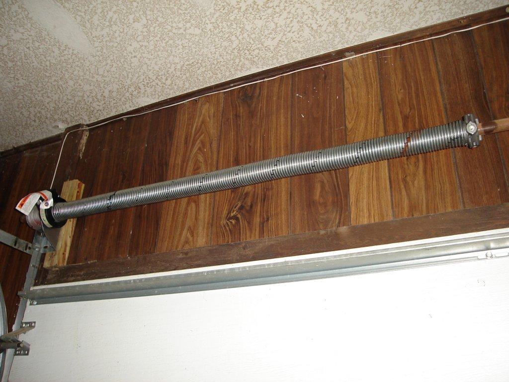Torsion Spring Replacement - Overhead Door | JeremyKrill.com on Overhead Garage Door Spring Replacement  id=81452