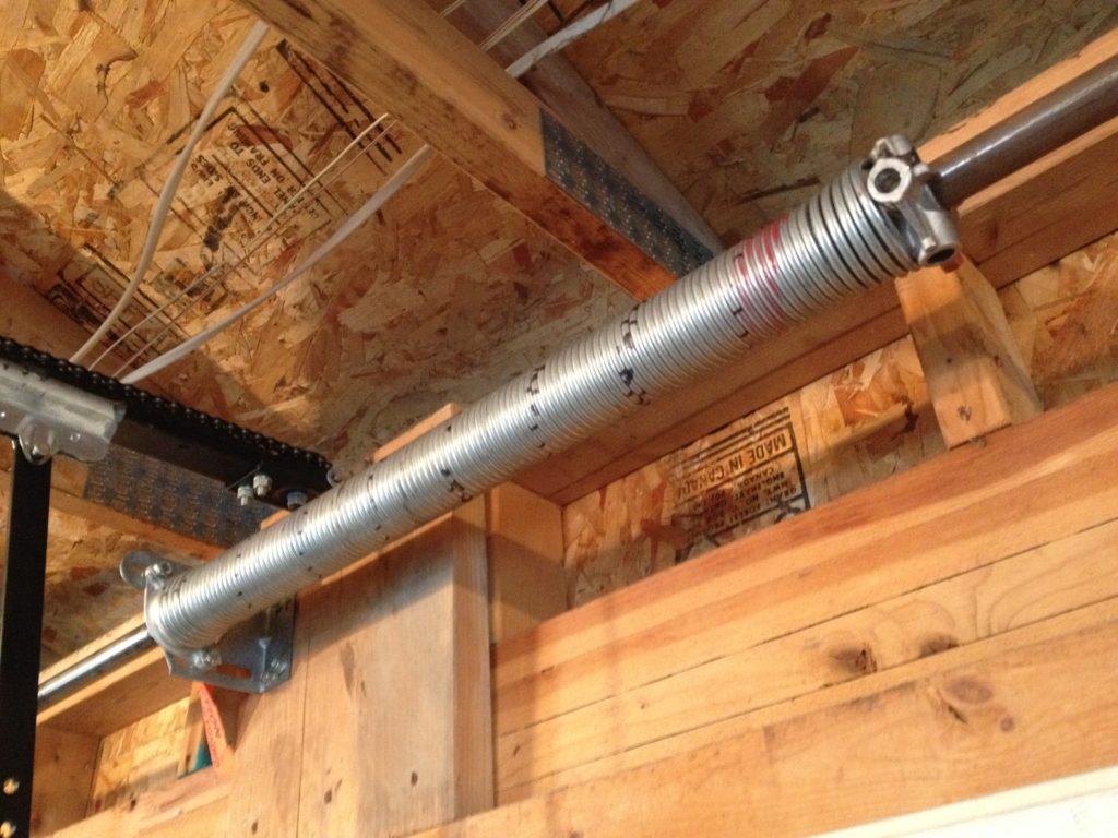 Torsion Spring Replacement (Garage Door) - Hicksville ... on Overhead Garage Door Spring Replacement  id=58175