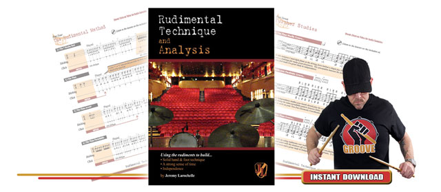 Buy Drumset Instruction Manuel Rudimental Technique and Analysis