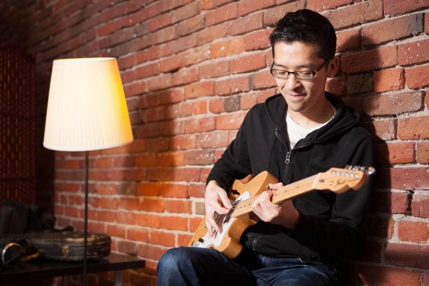 Ben Lam of Power Up Audio