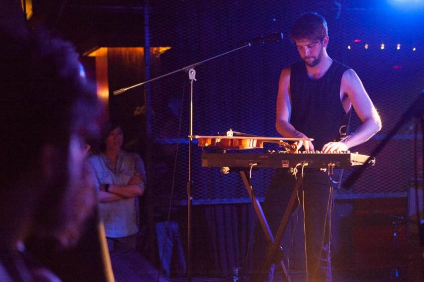 Fido's #GetCurious: Owen Pallett at the Biltmore Cabaret