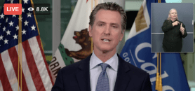 California Governor Gavin Newsom Failed To Take Promised Pay Cut After Cutting State Workers' Pay By 10 Percent