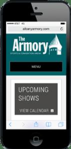 Portfolio - Washington Ave Armory - Mobile