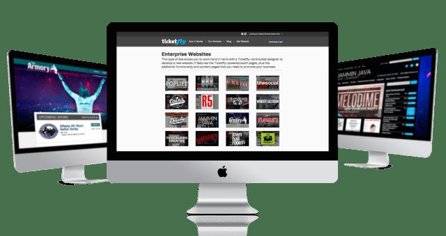 Portfolio - TicketFly Contractor - Enterprise Highlight Reel