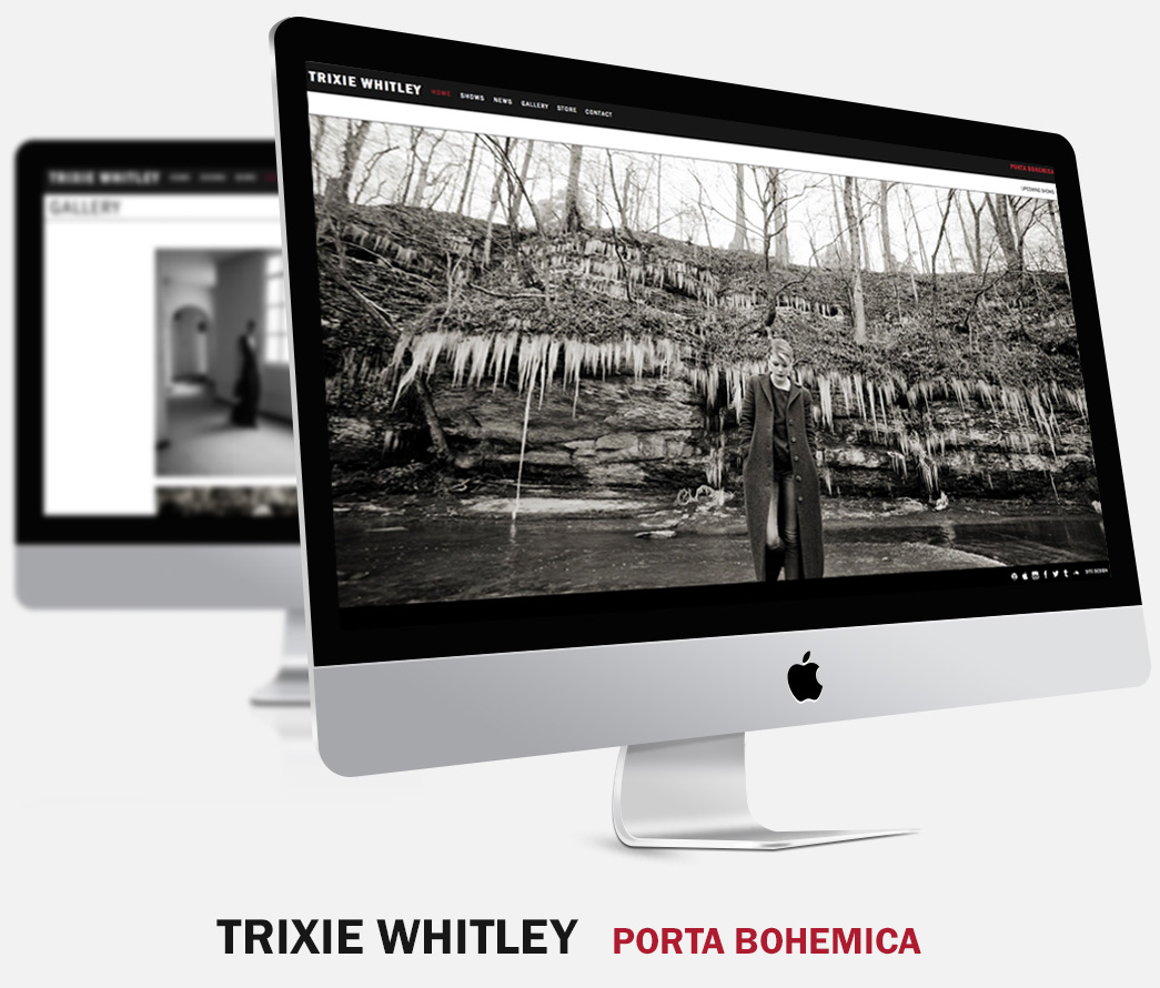 Portfolio - Trixie Whitley - 2015