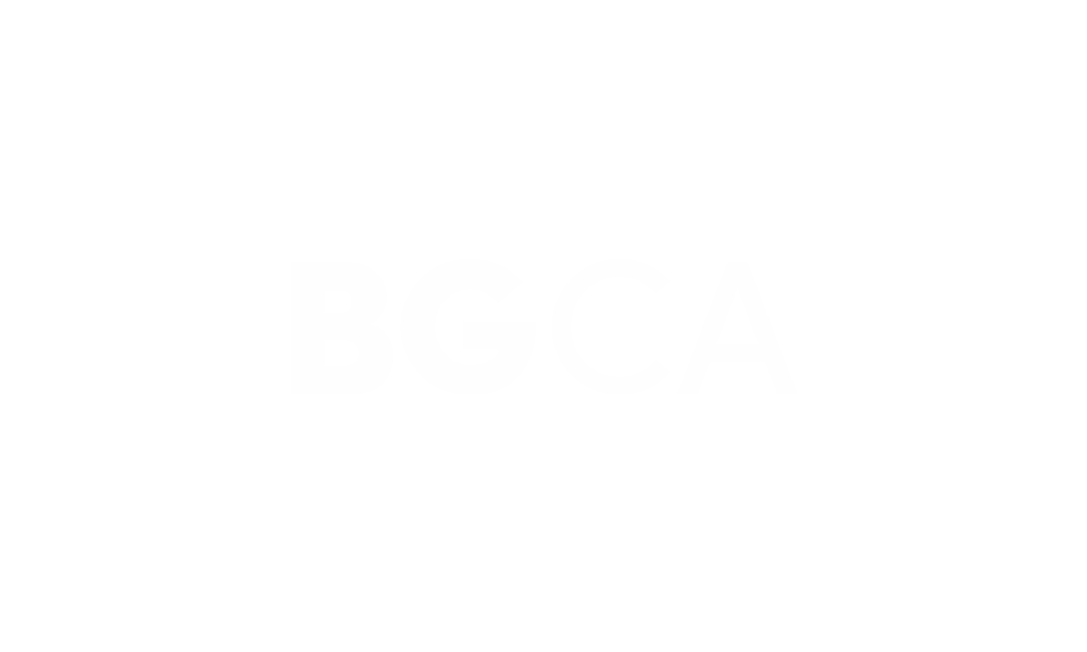 Bill Graham Civic Auditorium - Logo Condensed White