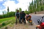 Lobsang, zafrie and myself