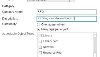 Veeam Backup & Replication 9 5 Update 1 with vSphere 6 5