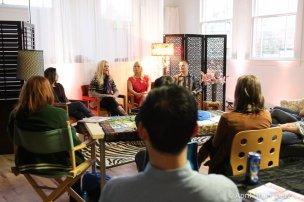 Jeremy Williams @ April Greers Modeling & Sponsorship workshop