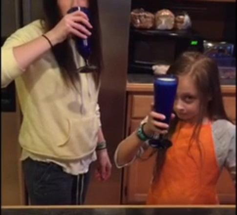Williams sisters - pina colada - smoothie