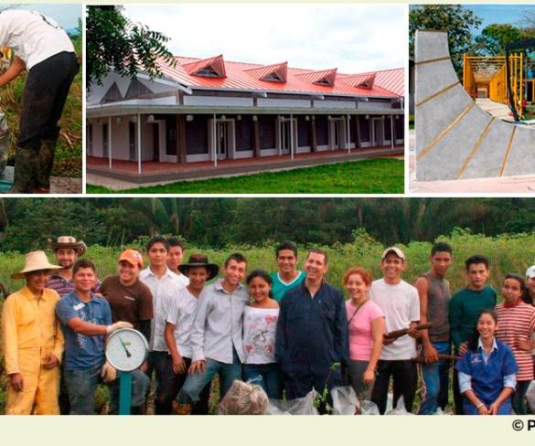 Utopía, cinco años formando jóvenes para el posconflicto en El Yopal (Casanare)