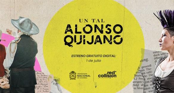 Un Quijote bogotano, en el cine digital