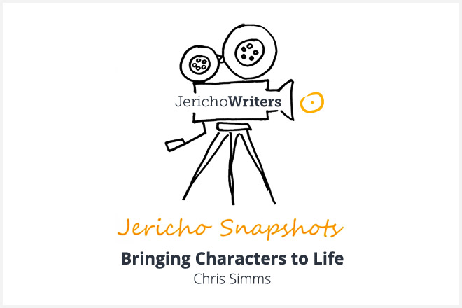 Bringing Characters to Life – Chris Simms