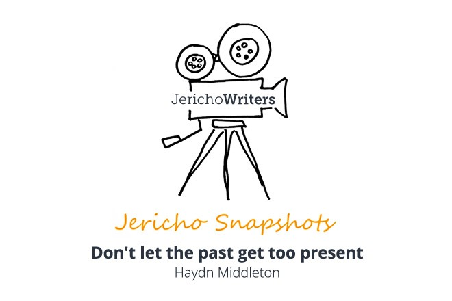Dont let the past get too present - Haydn Middleton