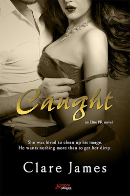 Caught by Clare James
