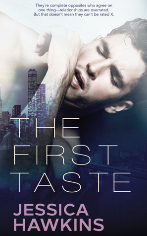 The First Taste Book Cover