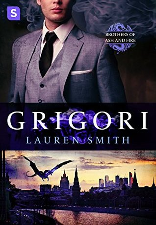 Grigori Book Cover