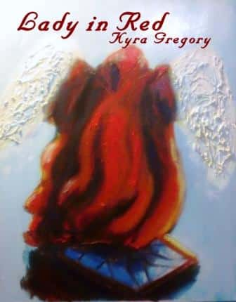 cover image of lady in red