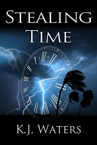 Cover of Stealing Time by K.J. Waters