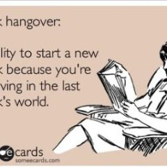 #LitChat: In Praise of the Book Hangover