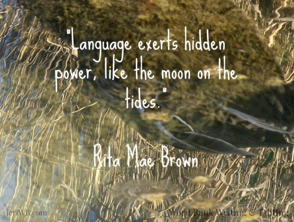 Image of Rita Mae Brown Quote