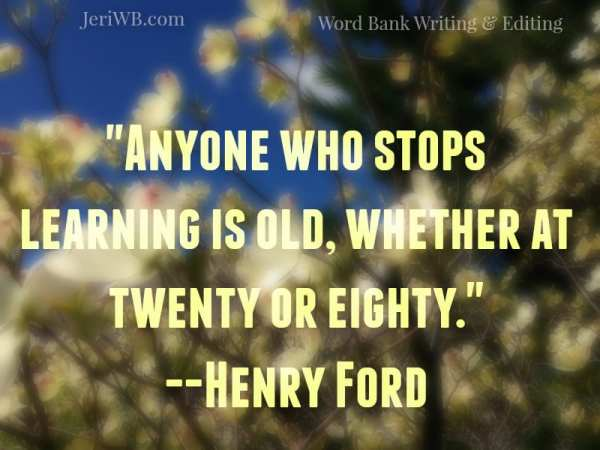 Image of Henry Ford Quote