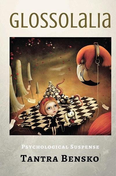 Cover of Glossolalia by Tantra Bensko