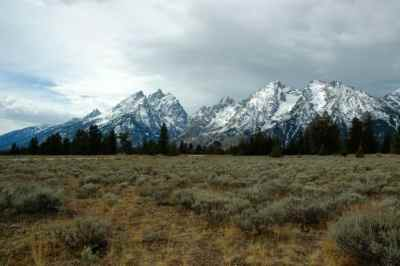 Colleen M. Story Photo of Tetons