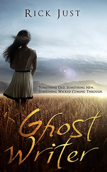 Cover of Ghost Writer by Rick Just