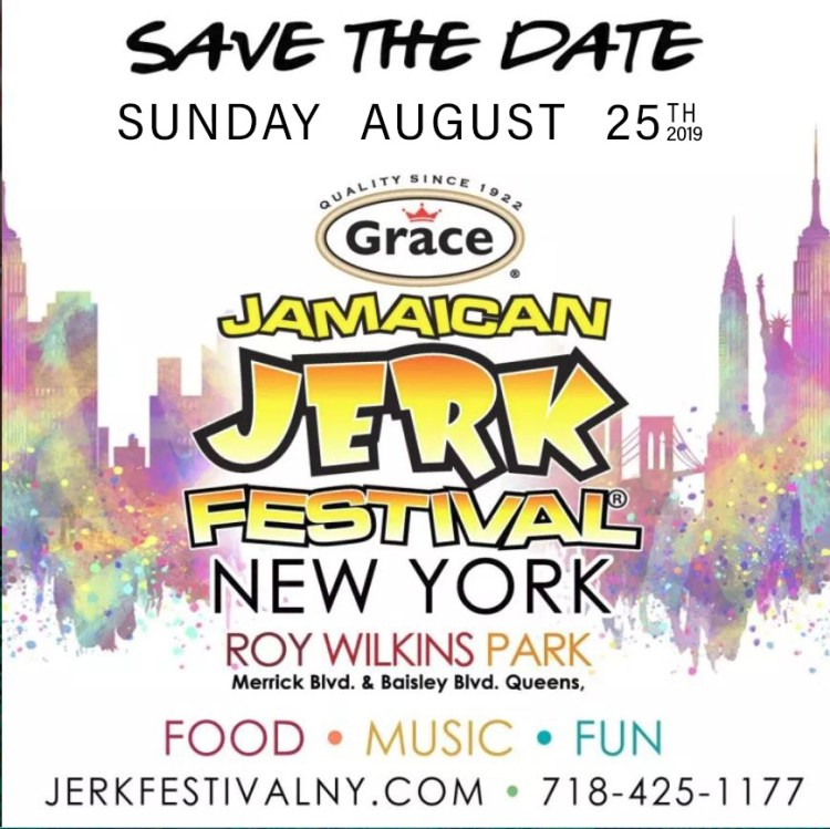 Grace Jamaican Jerk Festival New York – New York's Biggest