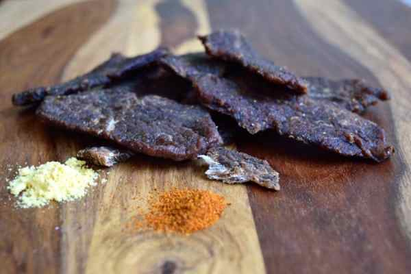 East Coast Jerky - A sweet jerky that with a little bit of kick | Jerkyholic.com