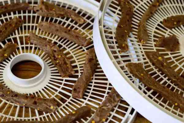 Red Pepper Beef Jerky Dehydrator