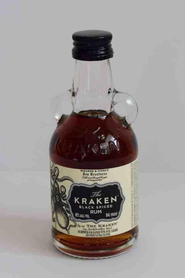 Mai Tai Beef Jerky Rum Bottle