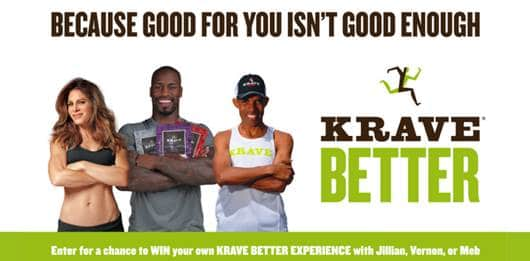 Krave Better Campaign