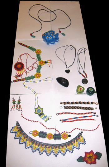 More huichol art