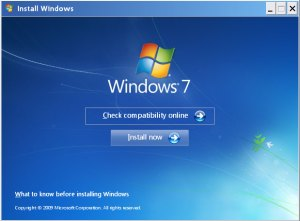 The last time I saw Windows XP on my laptop...